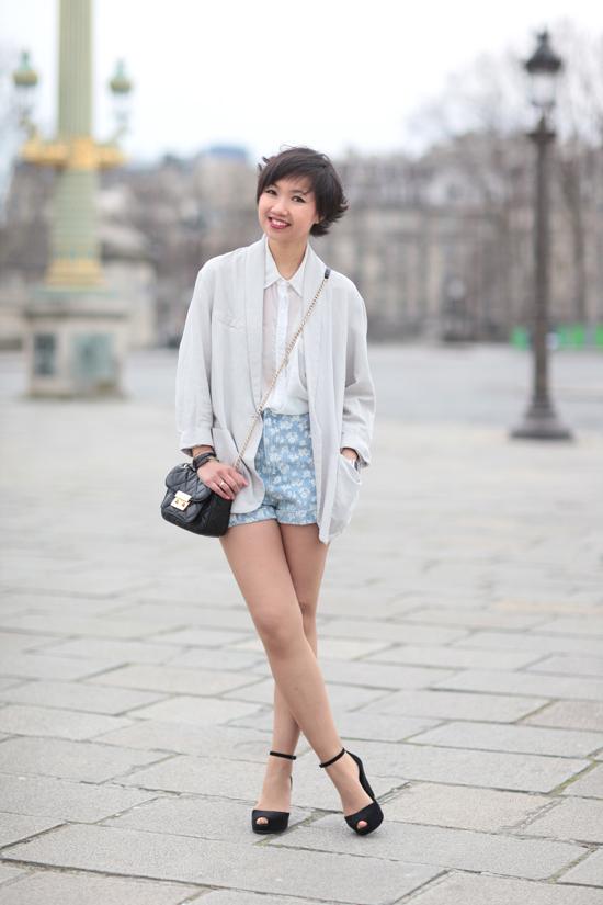 blazer-isabel-marant-etoile-chemise-short-fleuri-american-apparel-blog-mode