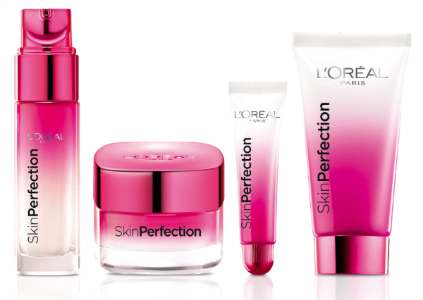 loreal skin perfection lineup