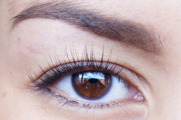 Glitter Blue eyelook01