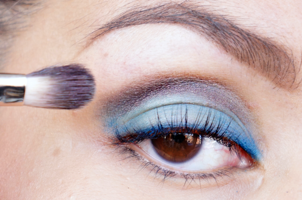 Glitter Blue eyelook03