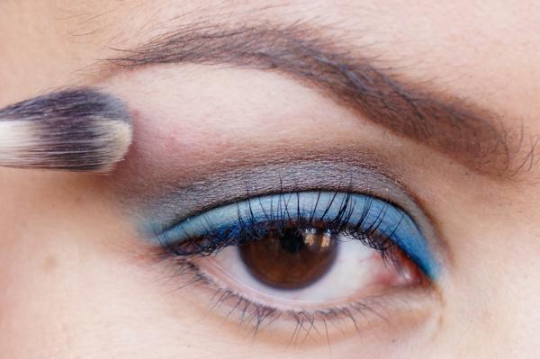Glitter Blue eyelook05