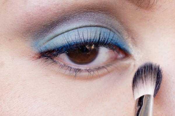 Glitter Blue eyelook07