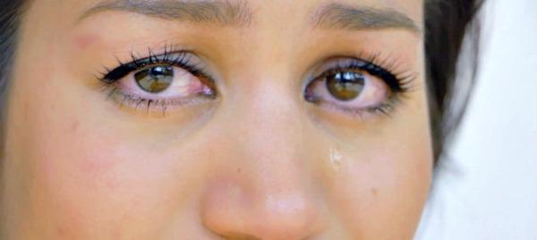 huilen door uien
