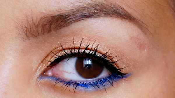 H&M electric blue eye pencil_10
