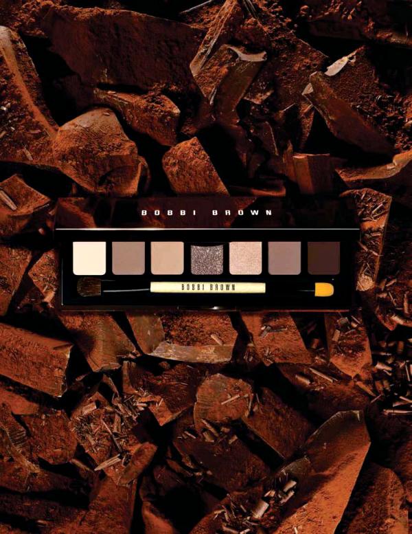 bobbi brown chocolate obsession palette
