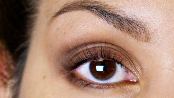 chocolate brown eyelook_07