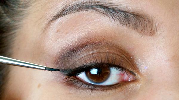 chocolate brown eyelook_10