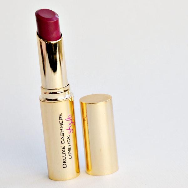 flormar deluxe cashmere lipstick03