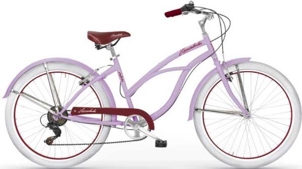 honolulu beach cruiser roze