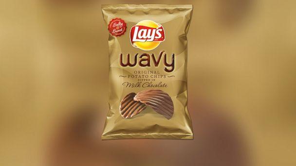 lays wavy chocolate