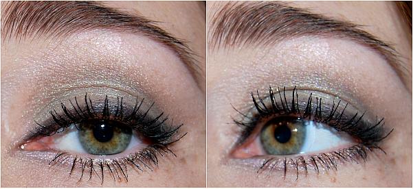 closeup eyelook