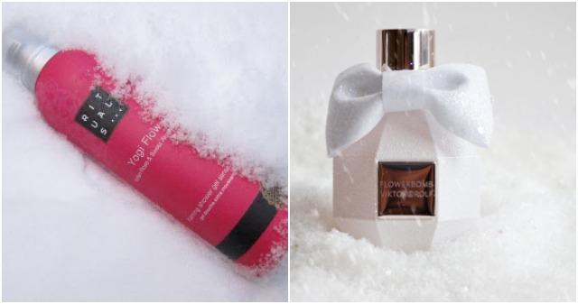 productfoto in de sneeuw