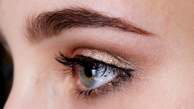 gold bronze eyelook_12