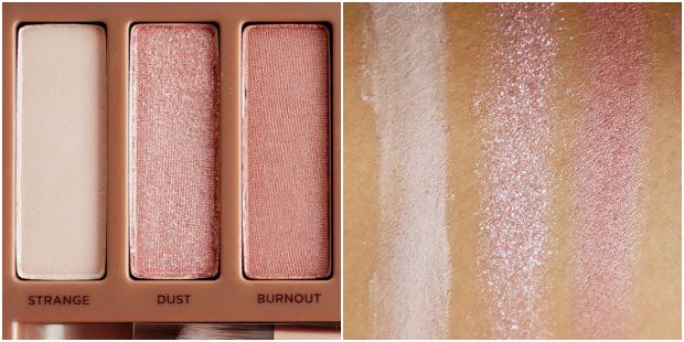 naked3 strange dust burnout