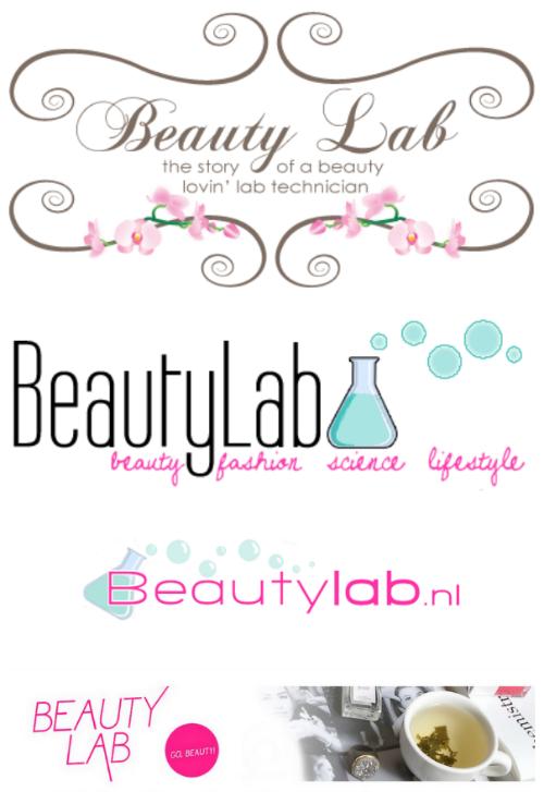 beautylab logo's