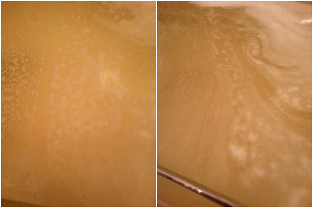 golden egg bath