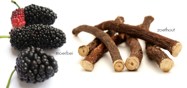 mulberry licorice extract