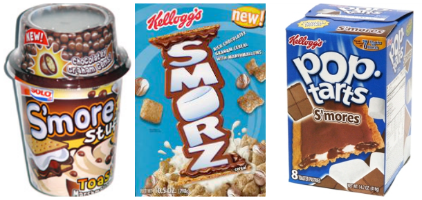 s'more products