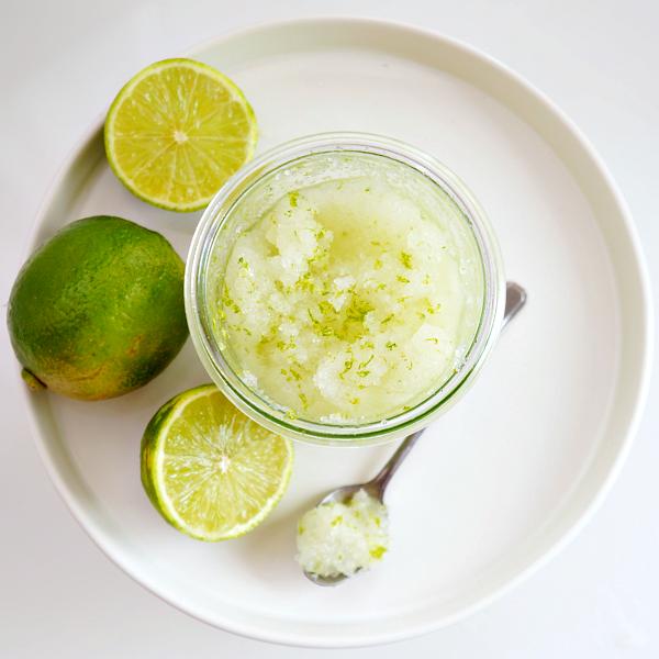 diy coconut lime body scrub_4