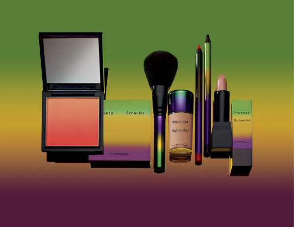 proenza schouler x mac collection