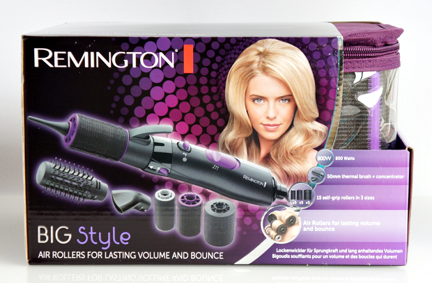 Get Bouncy Healthy Hair With Tons Of Volume Remington