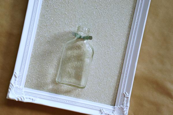 DIY bloemenvaasje in een lijstje-15
