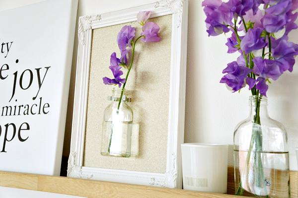 DIY bloemenvaasje in een lijstje-18