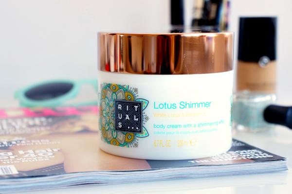 Rituals Lotus Shimmer ⋆ Beautylab.nl