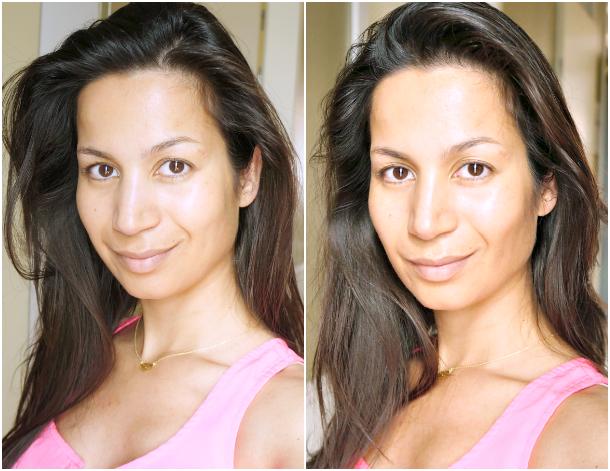 voor en na shapen