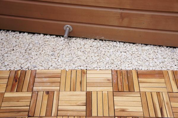 Houten Balkon Tegels : Ikea houten vloertegels