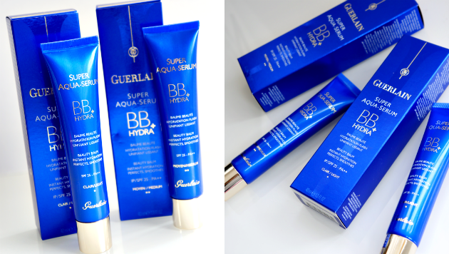 guerlain BB cream hydra +