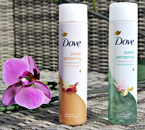 Dove Purely Pampering Nourishing Body Oils