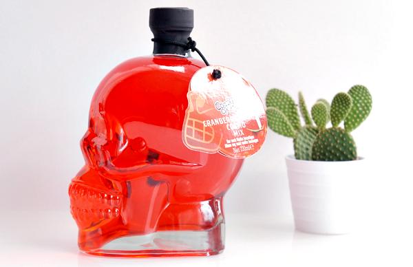 glass skull vase-1