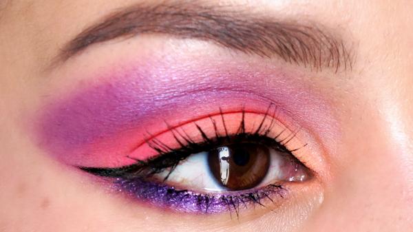 sunset glow eyelook-16