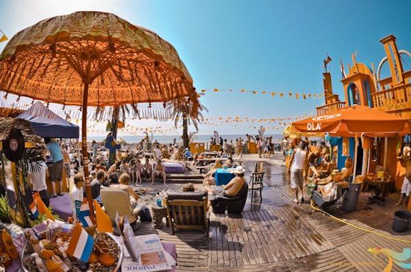 Beachclub Woodstock