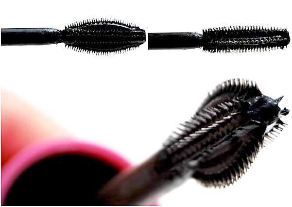 MS mascara brush