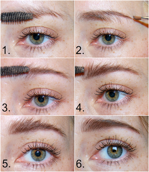 collage brow