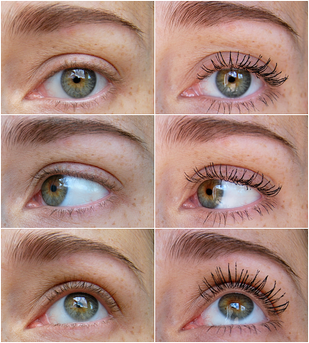 collage mascara