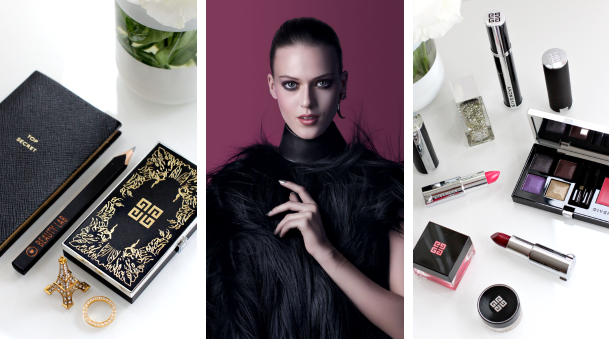Givenchy Extravagancia palette