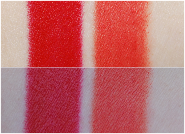 swatches lipstick
