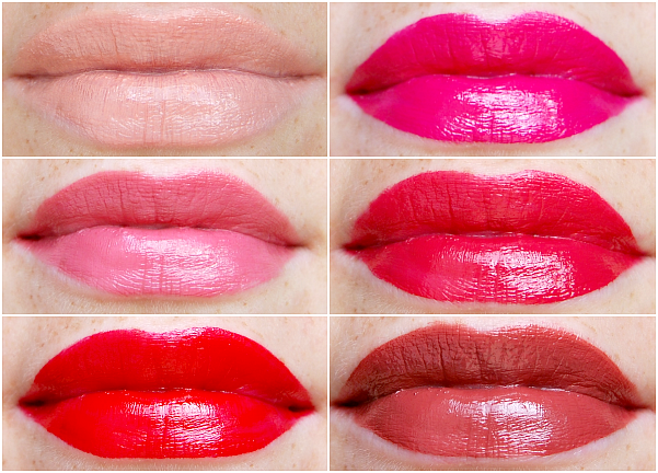 collage lips
