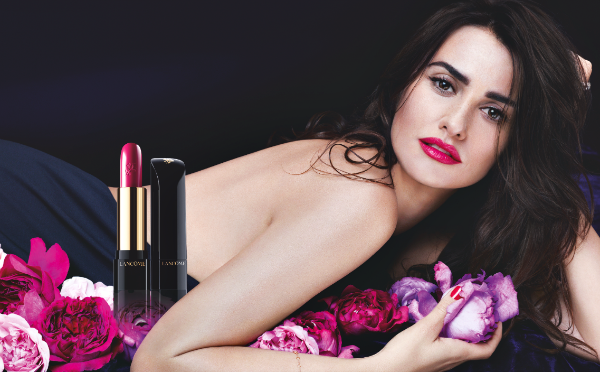lancome l'absolu rouge poster