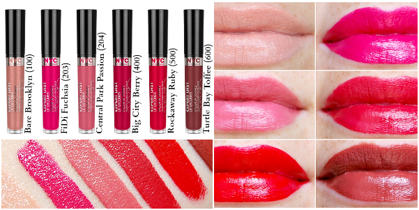 NYC Expert Last Lip Lacquer