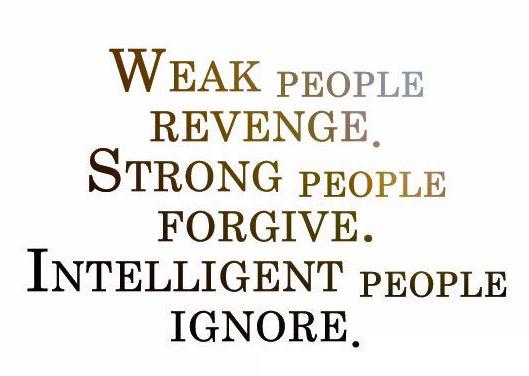 weak people revenge quote