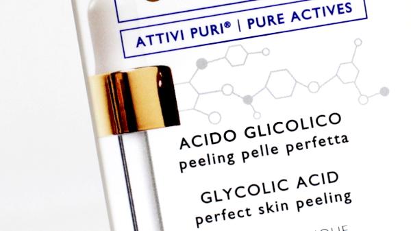 Glycolzuur in huidverzorging