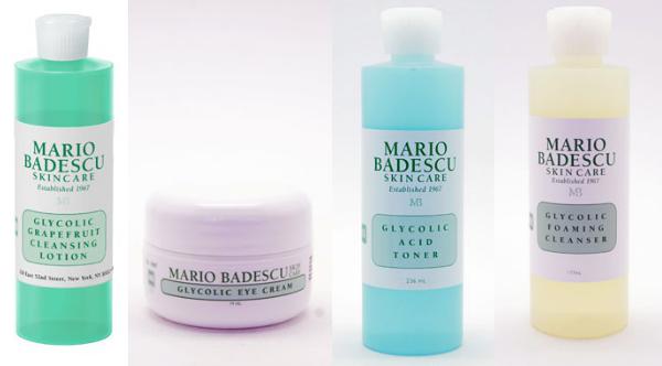 mario badescu glycolic acid