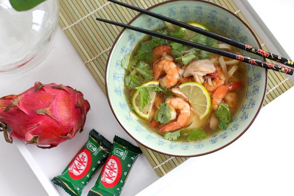 thaise kippensoep met garnalen_3
