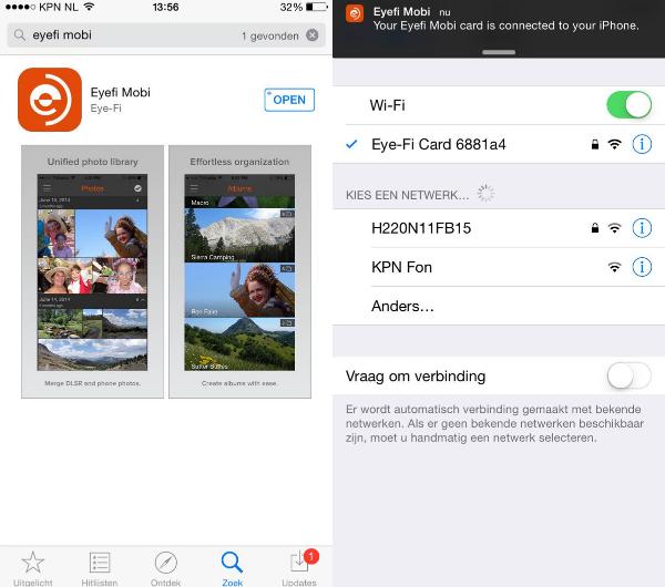 app en wifi eyefi