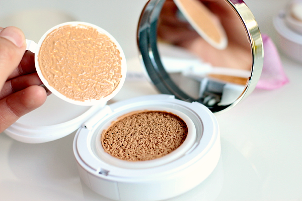 Lancôme Miracle Cushion foundation review