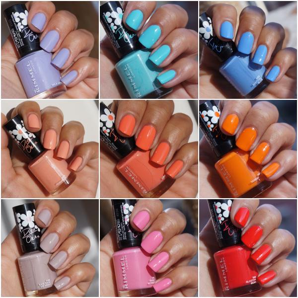 rimmel rita ora colourfest nagellak